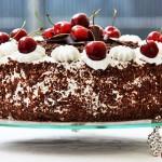 Black Forest Cake – Schwarzwälder Kirschtorte