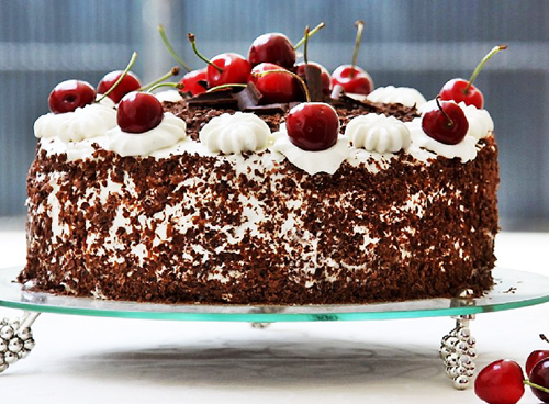 Black forest cake. Image: Germanculture.com.ua