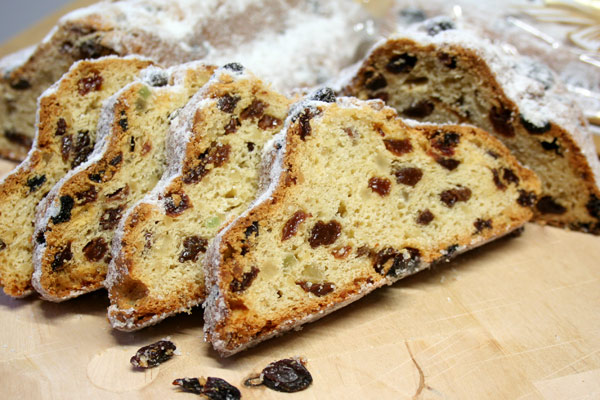 Stollen Fruit Cake Recipe