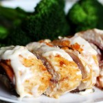Black Forest Chicken Cordon Bleu