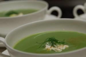 Seven Herb Soup (Siebenkräutersuppe)