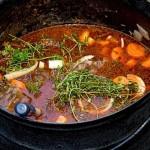 German Sausage Soup Recipe