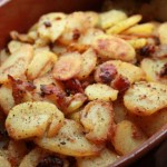 German-Style Fried Potatoes (Bratkartoffeln)
