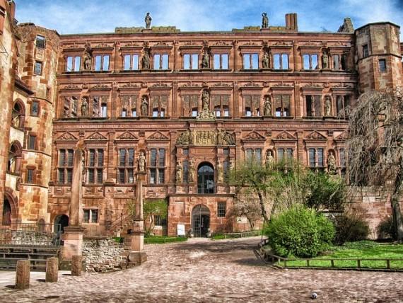 heidelberg-ruin