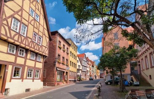 aschaffenburg-street