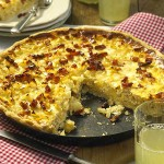 German Onion Pie (Zwiebelkuchen)