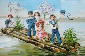 Pfingsten – Pentecost in Germany