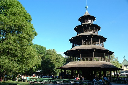 Munich-Chinese Tower