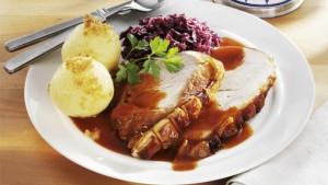 Schweinebraten – German Pork Roast