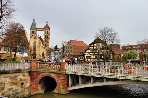 esslingen-town-square-view
