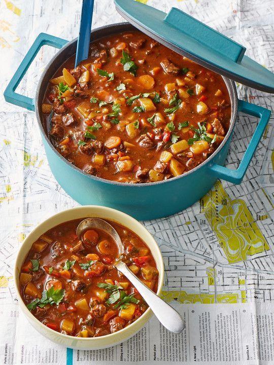 Kitchen Maus Goulash Soup