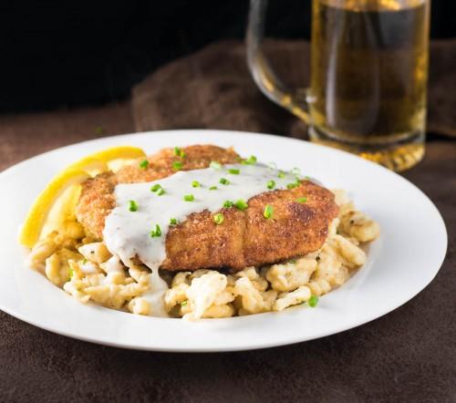 wiener-schnitzel-with-lemon-dill-sauce