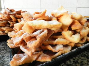 Grebbel (Fried Dough)
