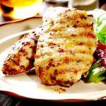Beer-Marinated Chicken