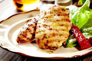 Beer-Marinated Chicken