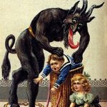 Krampus - the Dark Side of St. Nicholas
