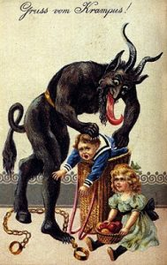 Krampus – the Dark Side of St. Nicholas