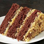 German Chocolate Cake – 2