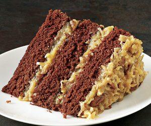 German Chocolate Cake – 3