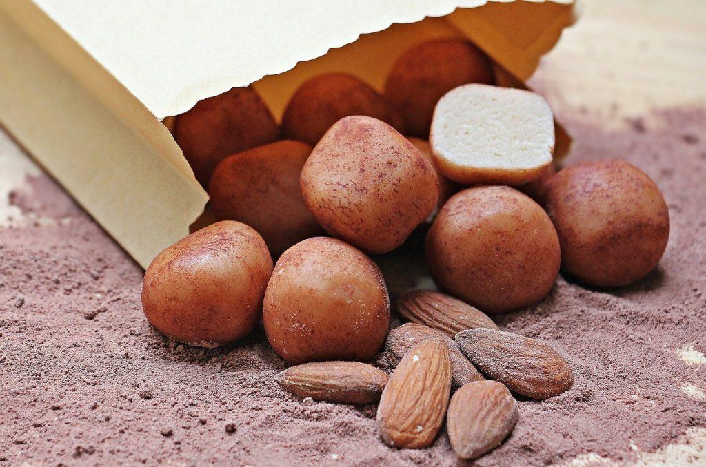Marzipan Potatoes Marzipankartoffeln German Culture