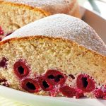 Kirschenplotzer – German Cherry Cake