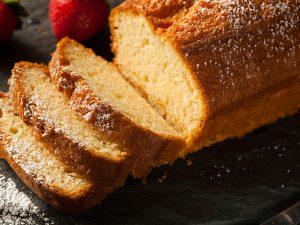 Sandkuchen – German Pound Cake