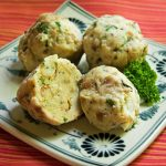 Semmelknödel - Bavarian Bread Dumplings