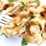 Schwäbische Käsespätzle – Swabian Cheese Spätzle