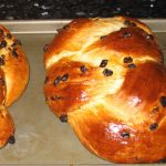 Rosinenbrot (German Raisin Bread)