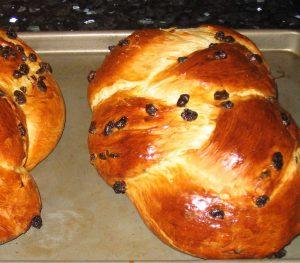 Rosinenbrot (German Raisin Bread)