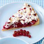 Träubleskuchen – Swabian Red Currant Cake