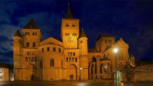 The High Cathedral of Saint Peter in Trier – the Cradle of the Holy Roman Empire and the oldest German Heritage