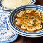 Flädlesuppe - German Pancake Soup