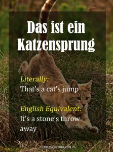 German Idioms – Part 1