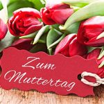 Muttertag - Mother's Day in Germany