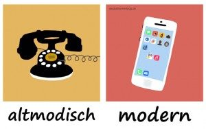 German Adjectives in Pictures – Part 1