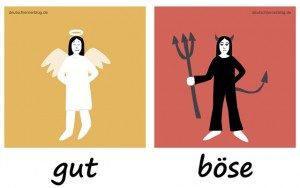 German Adjectives in Pictures – Part 2