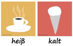 German Adjectives in Pictures – Part 3