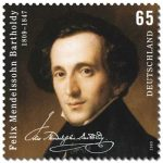 Felix Mendelssohn Who Gave the Wedding March to the World