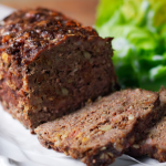 Hackbraten - Meatloaf