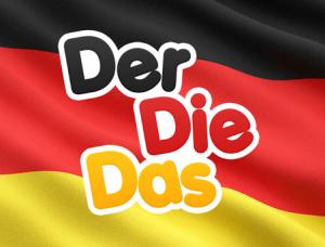 Der, die, das – German Articles