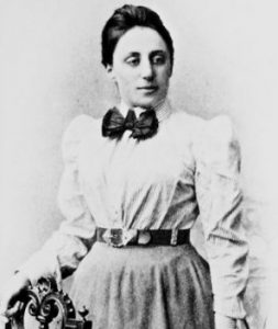Emmy Noether – German Mathematical Genius