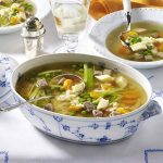 Hochzeitssuppe – German Wedding Soup
