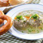 Leberknödelsuppe – German Liver Dumpling Soup