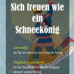 German Idioms – Part 4