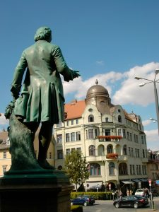 Weimar – The City of Goethe and Bauhaus