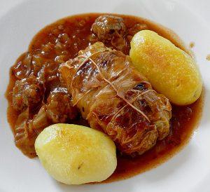 Kohlrouladen – German Cabbage Rolls