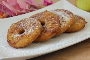 Apfelküchle – German Apple Fritters