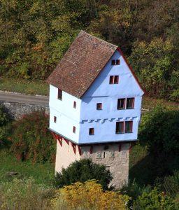 Toppler Castle