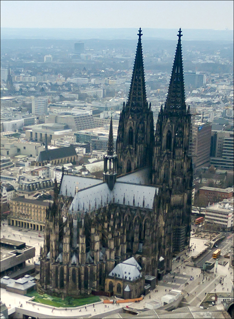 Kölner Dom - Cologne Cathedral - German Culture